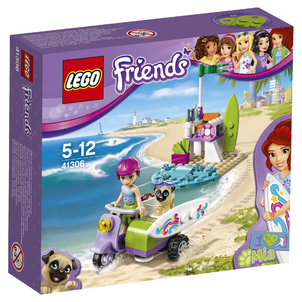 lego-friends-mia-beach-scooter-41306