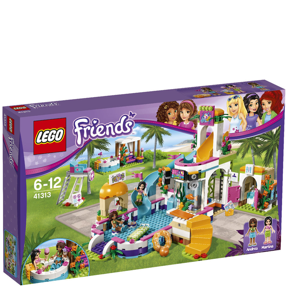 lego-friends-heartlake-summer-pool-41313