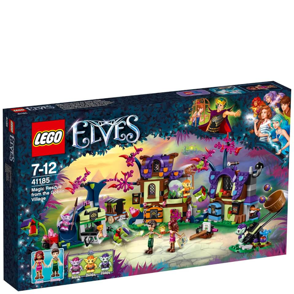 lego-elves-magic-rescue-from-the-goblin-village-41185
