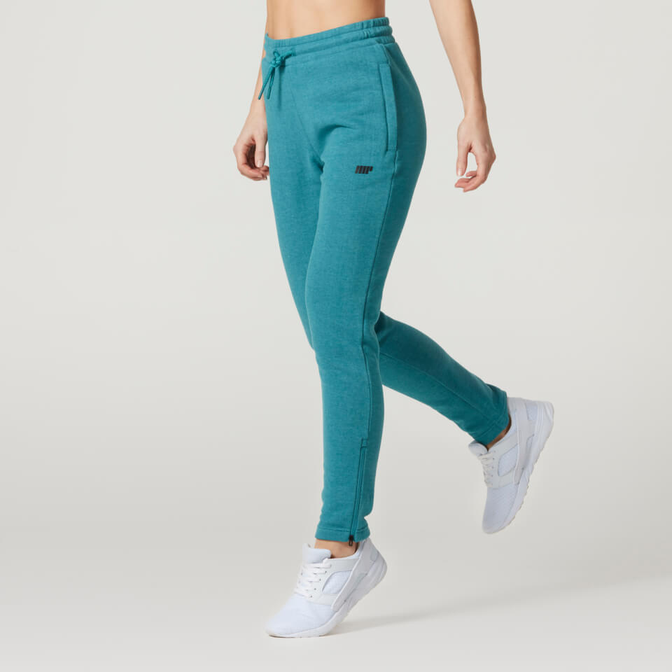 Brilliant  Womens Slim Fit Cuffed Fleece Tracksuit Bottoms Pants Joggers  EBay