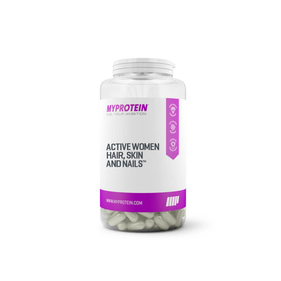 active-women-hair-skin-nails-150capsules-pot