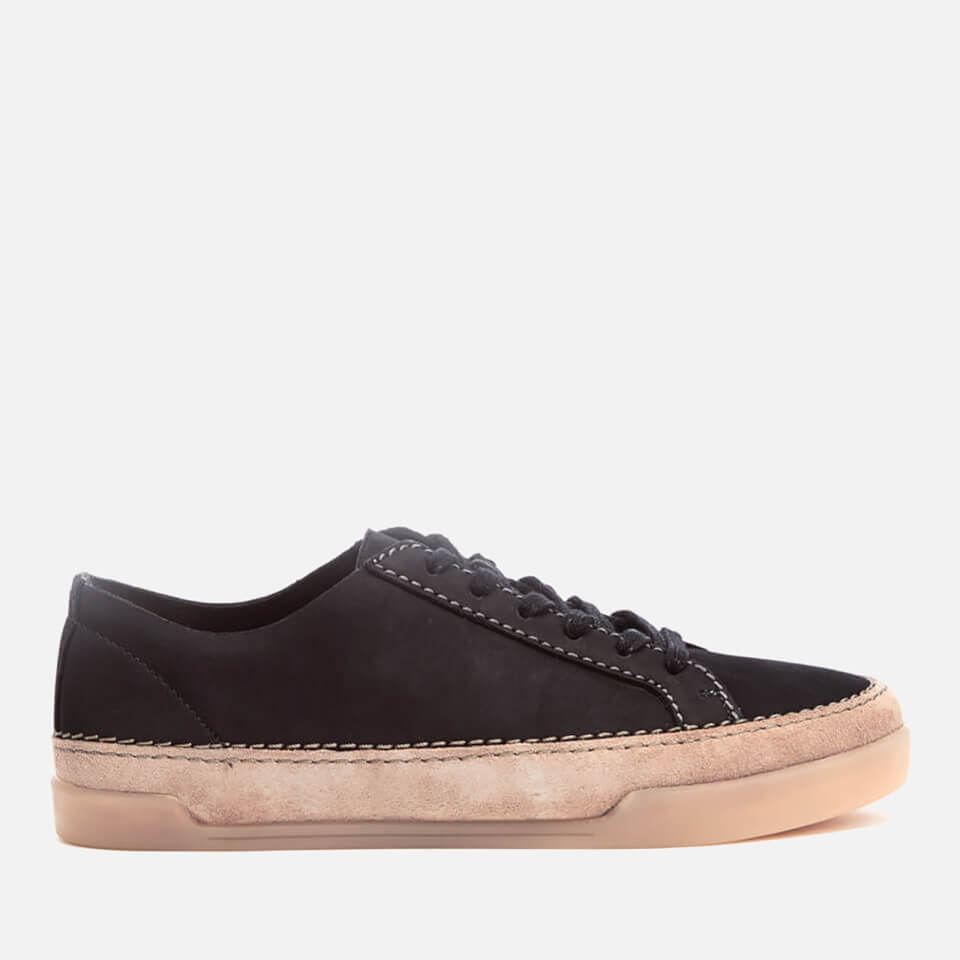 clarks-women-hidi-holly-leather-cupsole-trainers-black-7-black