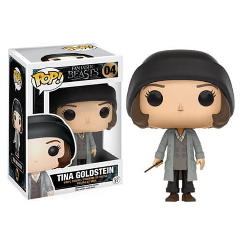 Fantastic Beasts and Where to Find Them Tina Pop! Vinyl Figure