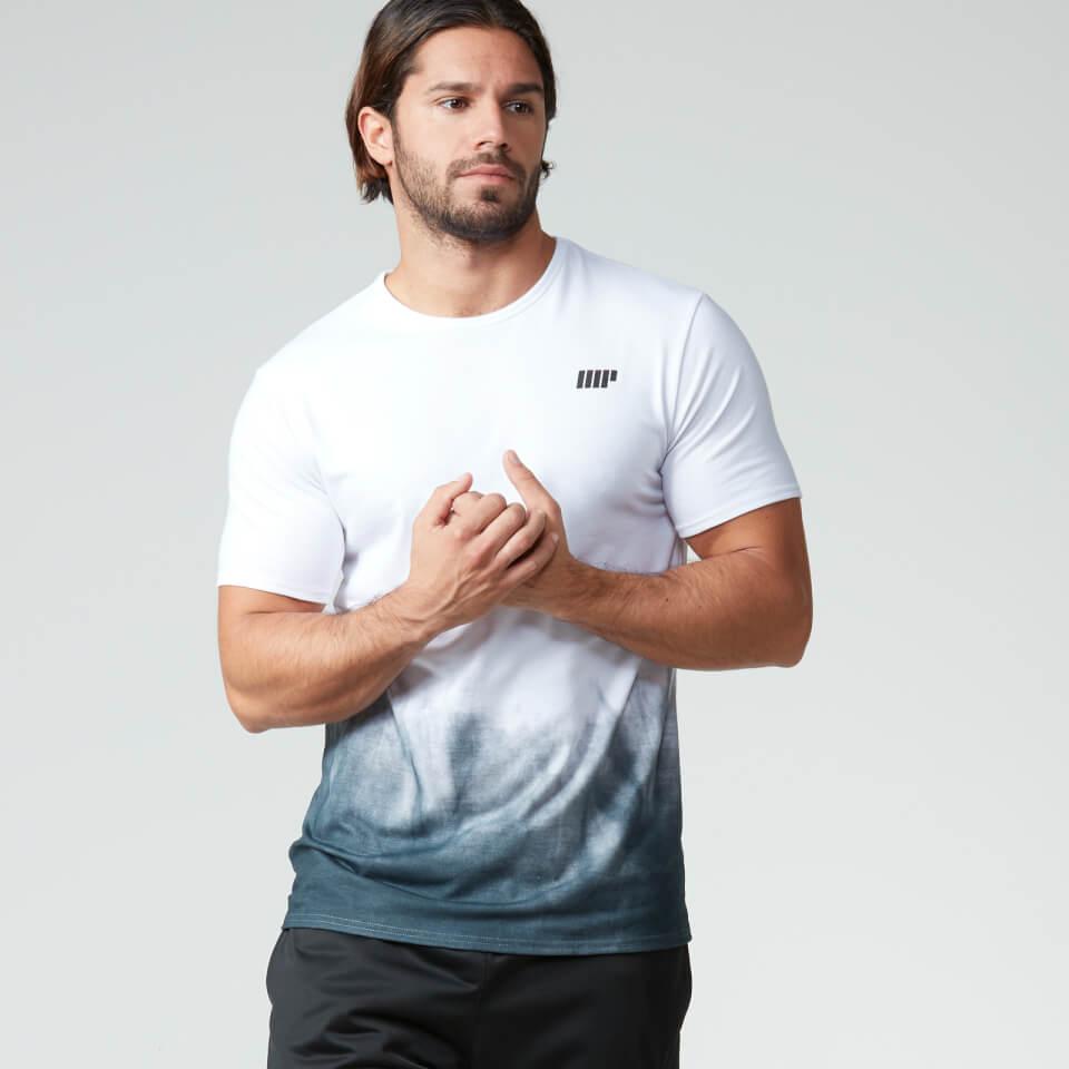 Myprotein Men's Dip Dye T-Shirt - Black, S
