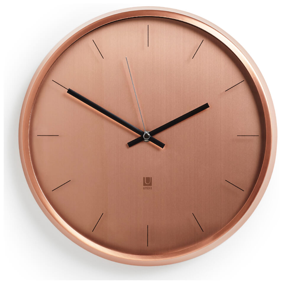 umbra-meta-wall-clock-copper