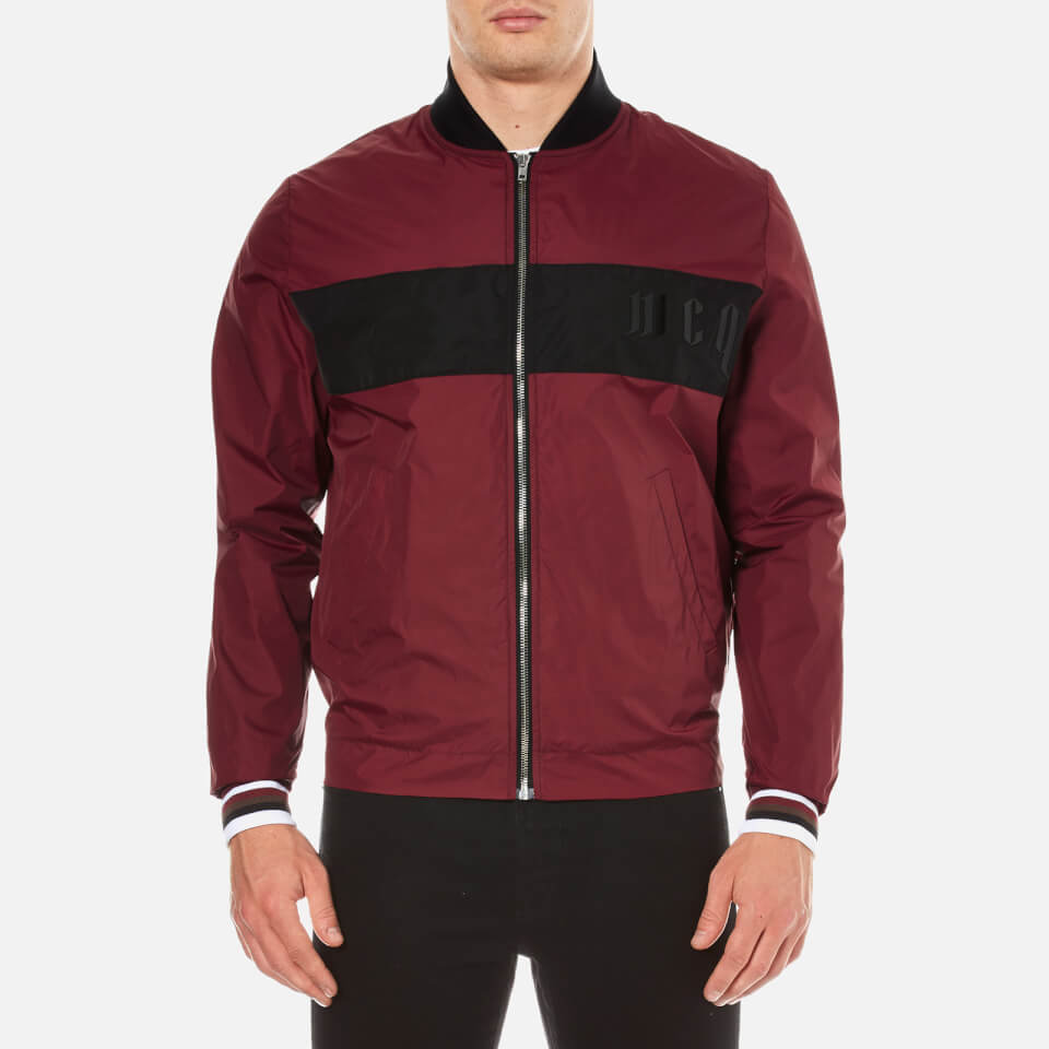 Mcq Alexander Mcqueen Mens Windbreaker Jacket Port It 52/xl