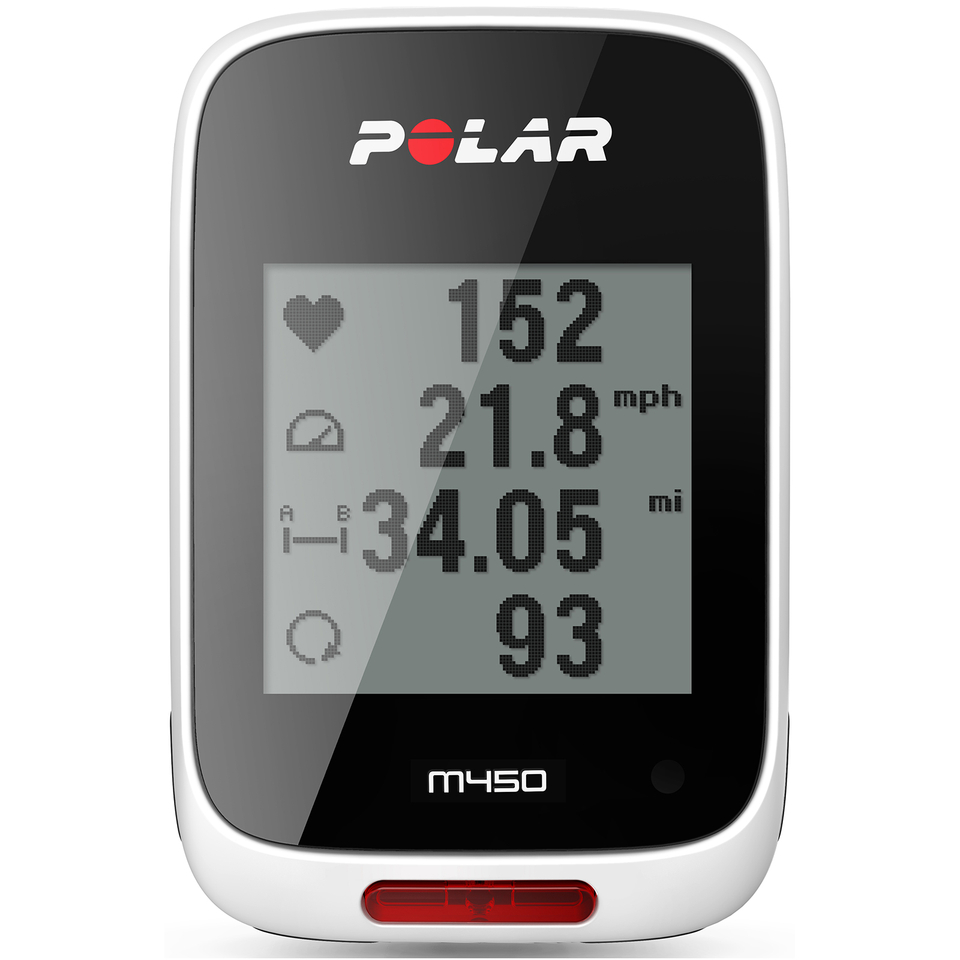 polar-m450-gps-bicycle-computer-white
