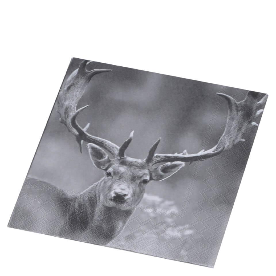 bark-blossom-deer-head-paper-napkin-multi