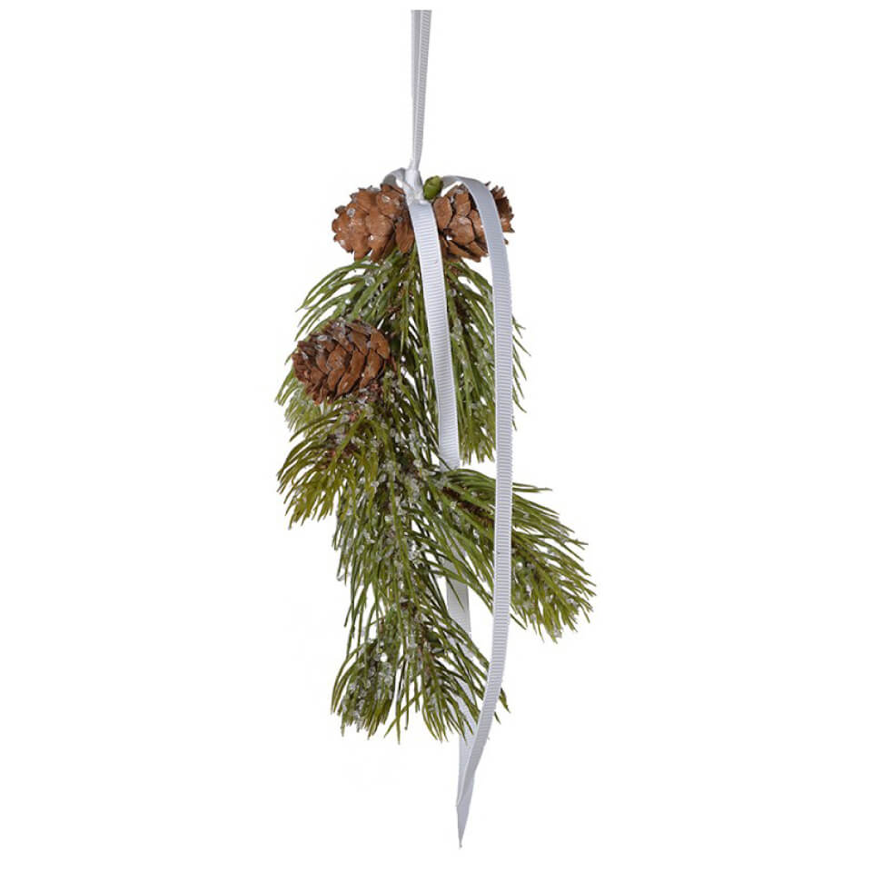 bark-blossom-cone-pine-hanging-decoration-green