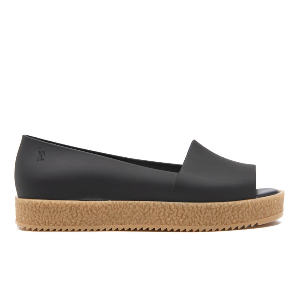 melissa-women-puzzle-peep-toe-flats-black-3