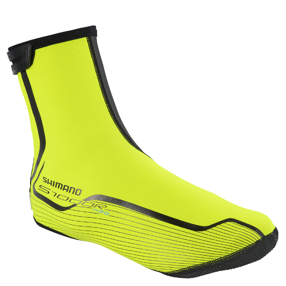 shimano-s1000r-h20-road-overshoes-yellow-37-40