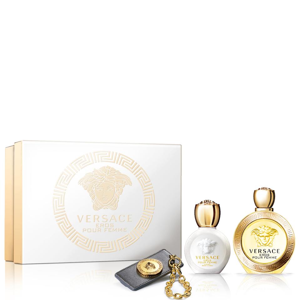 Versace Eros Femme X16 Eau De Parfum Coffret 100ml Free Shipping
