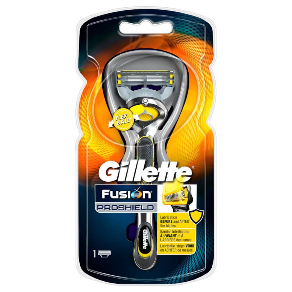 gillette-fusion-pro-shield-flexball-manual-razor