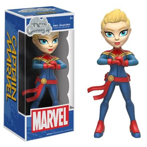 captain-marvel-rock-candy-vinyl-figure