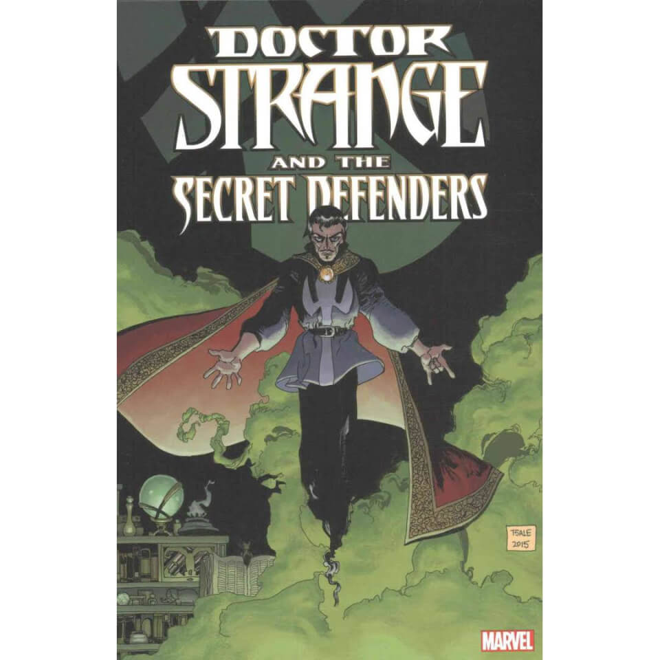 doctor-strange-secret-defenders-graphic-novel