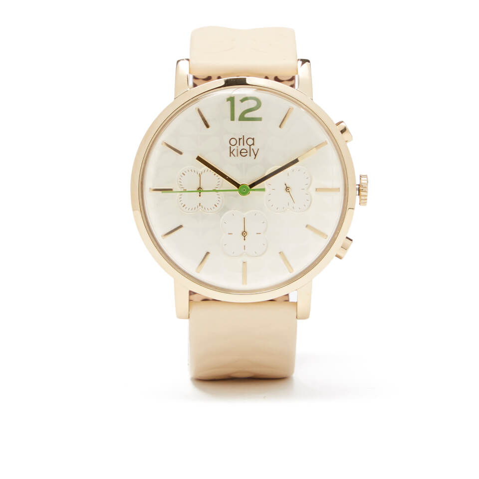 orla-kiely-women-frankie-leather-watch-cream