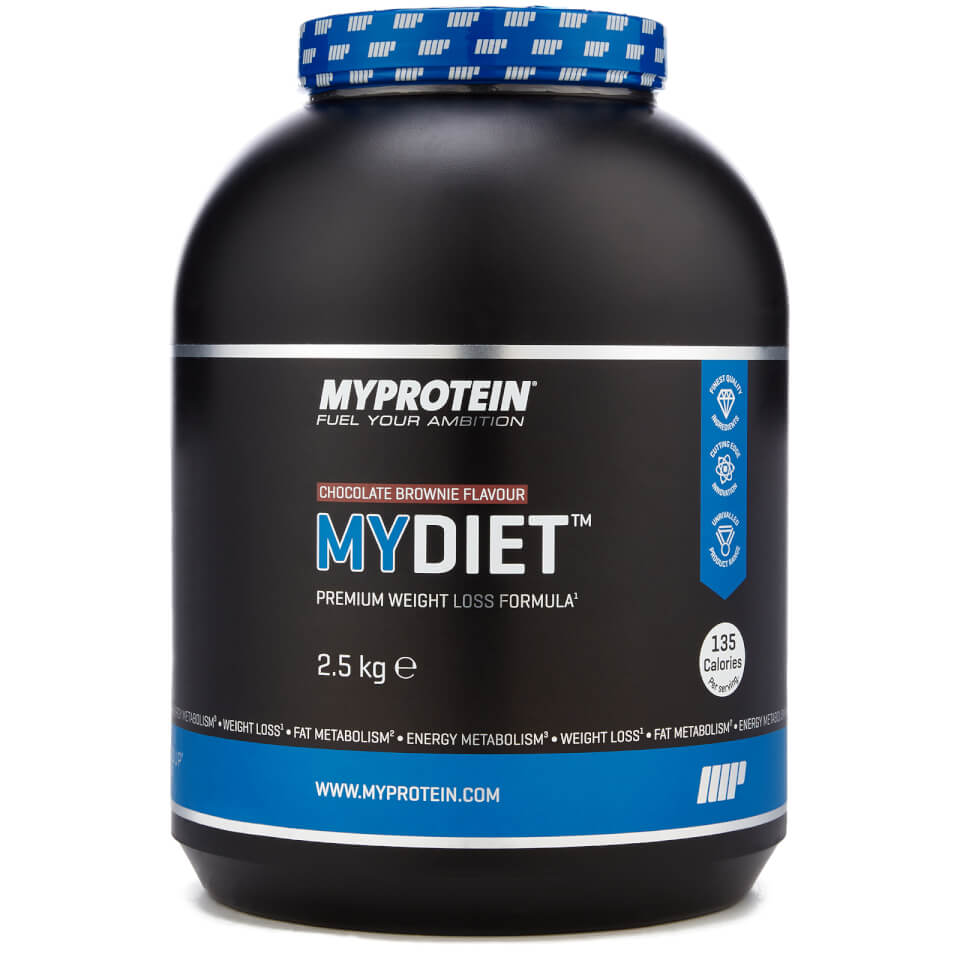 Mydiet™ - 2.5kg - Brownie de Chocolate