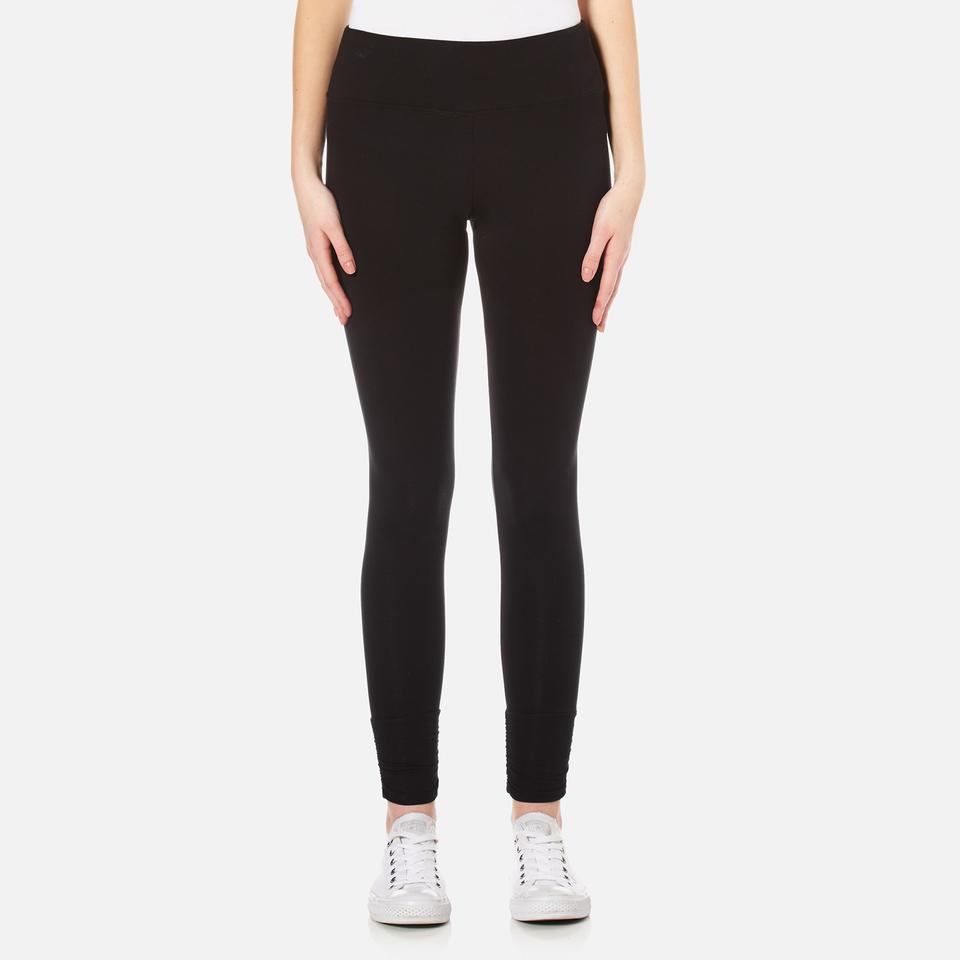 Ugg Womens Rainey Ultra Soft Micro Knit Leggings Black S