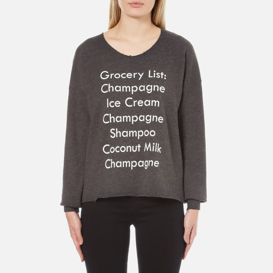 wildfox-women-grocery-list-5am-sweatshirt-clean-black-s