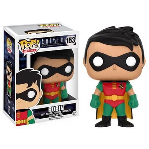 Batman The Animated Series Robin Pop! Vinyl Figur