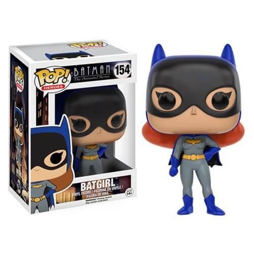 Batman The Animated Series Batgirl Pop! Vinyl Figur