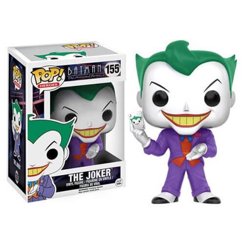 Batman The Animated Series Joker Pop! Vinyl Figur