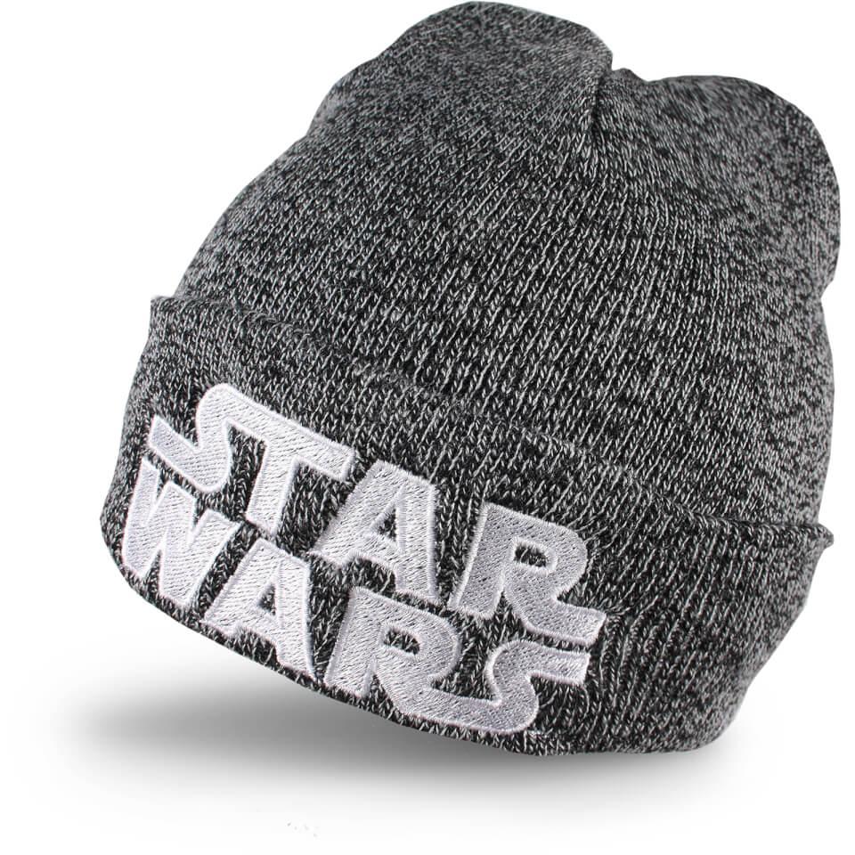 star-wars-men-logo-beanie-grey