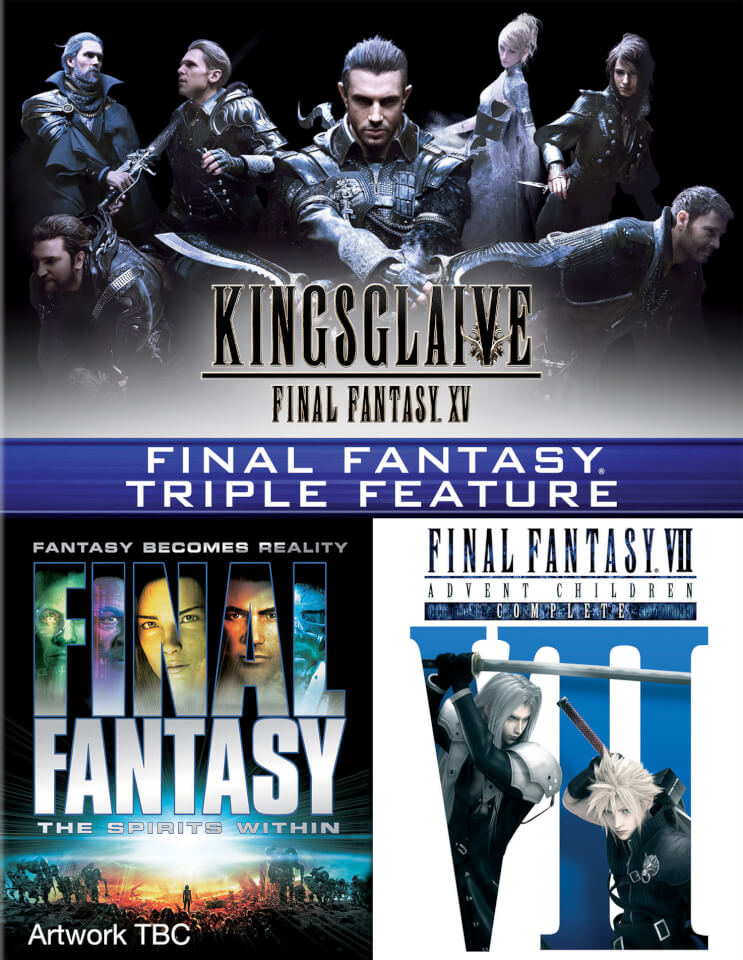 final-fantasy-triple-kingsglaive-final-fantasy-xv-final-fantasy-the-spirits-within-final-fantasy-vii-advent-children