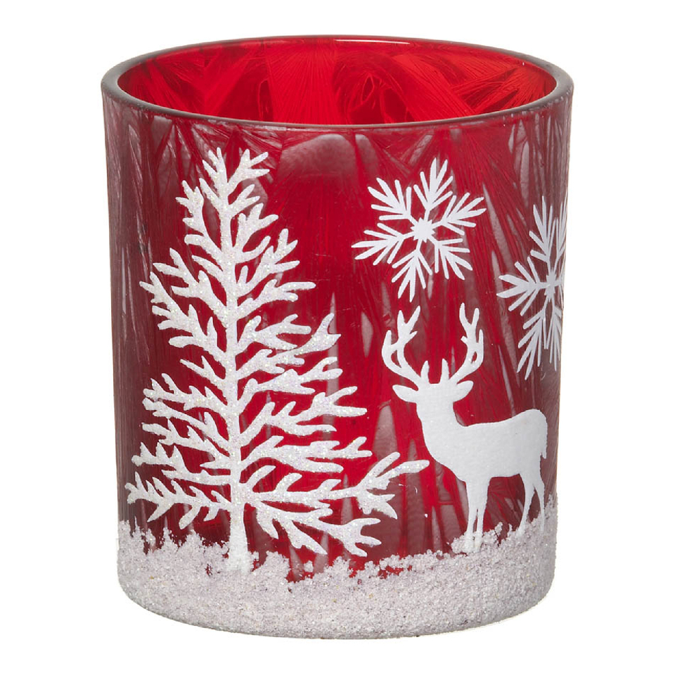 parlane-winter-forest-glass-tealight-holder-red-8-x-75cm