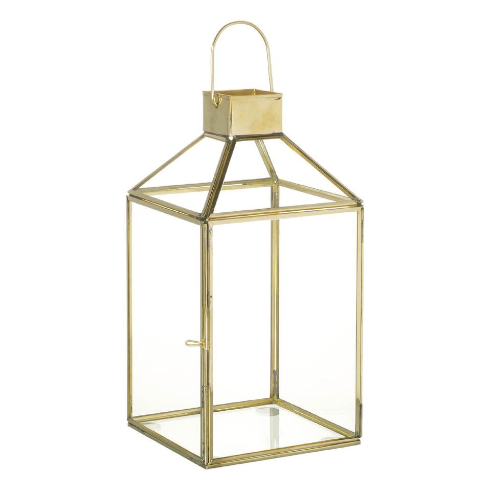 parlane-clara-glass-lantern-gold-27-x-14cm
