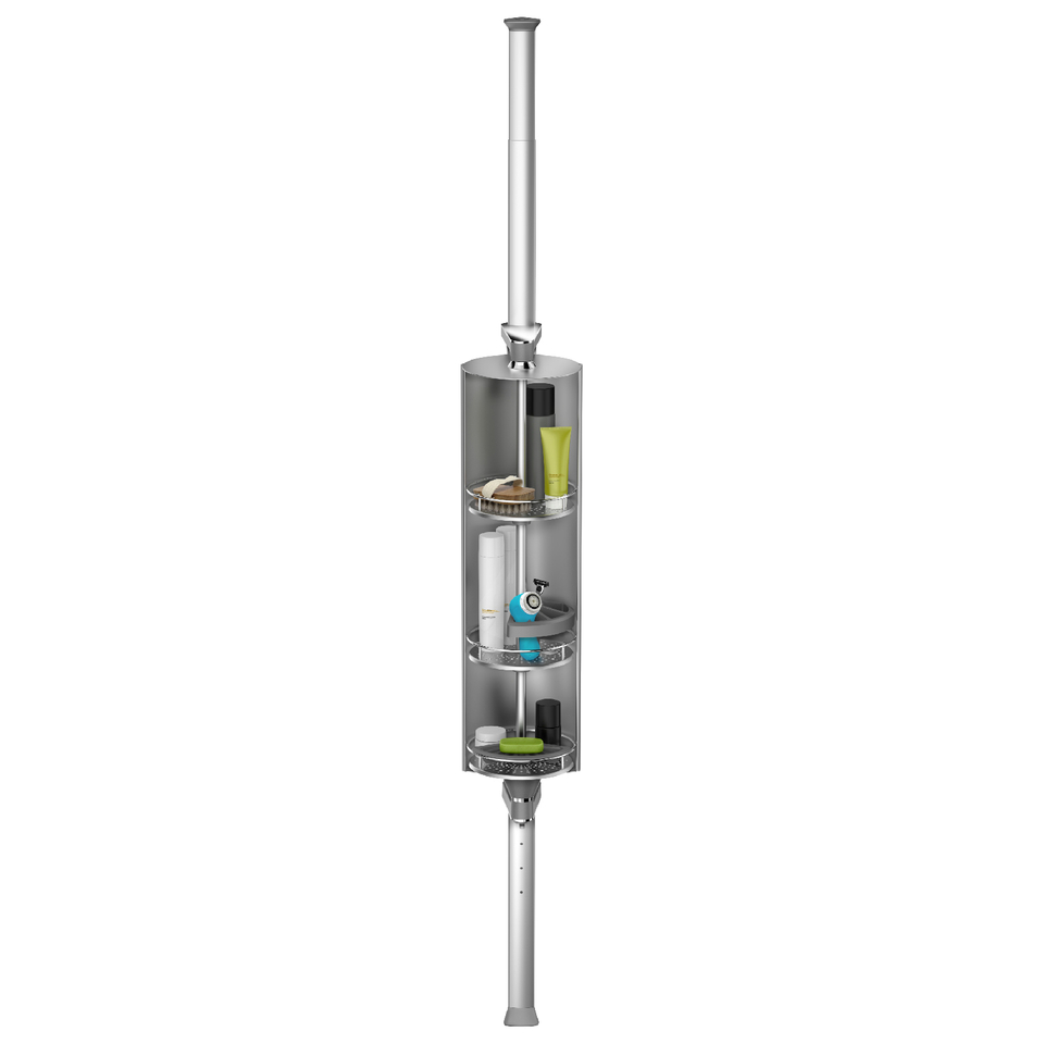 simple-human-spin-brushed-steel-cabinet-shower-caddy