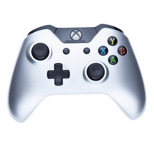 xbox-one-custom-controller-gloss-silver-edition