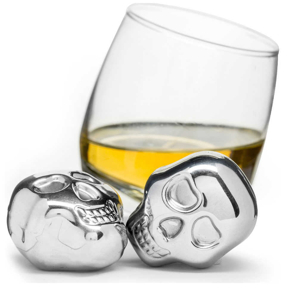 sagaform-club-skull-ice-cubes-metallic
