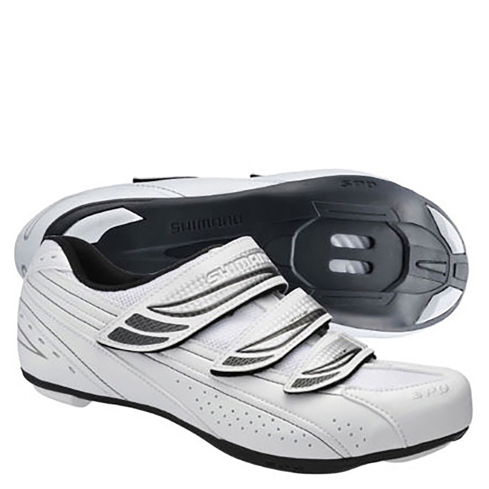 shimano-rt4-spd-touring-shoes-white-36-white