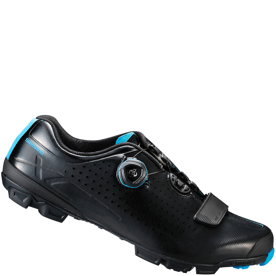 shimano-xc7-spd-mtb-cycling-shoes-black-40