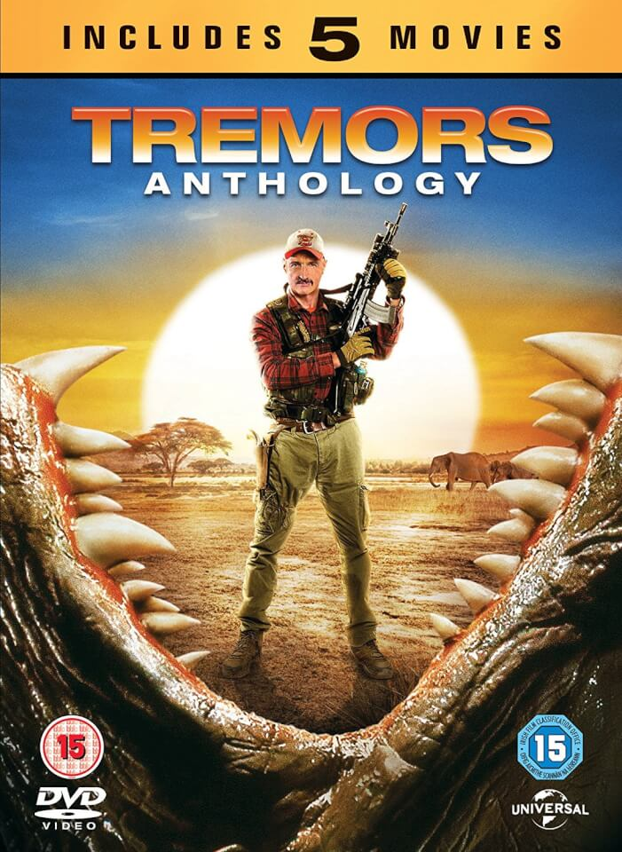 tremors anthology  tremors 1
