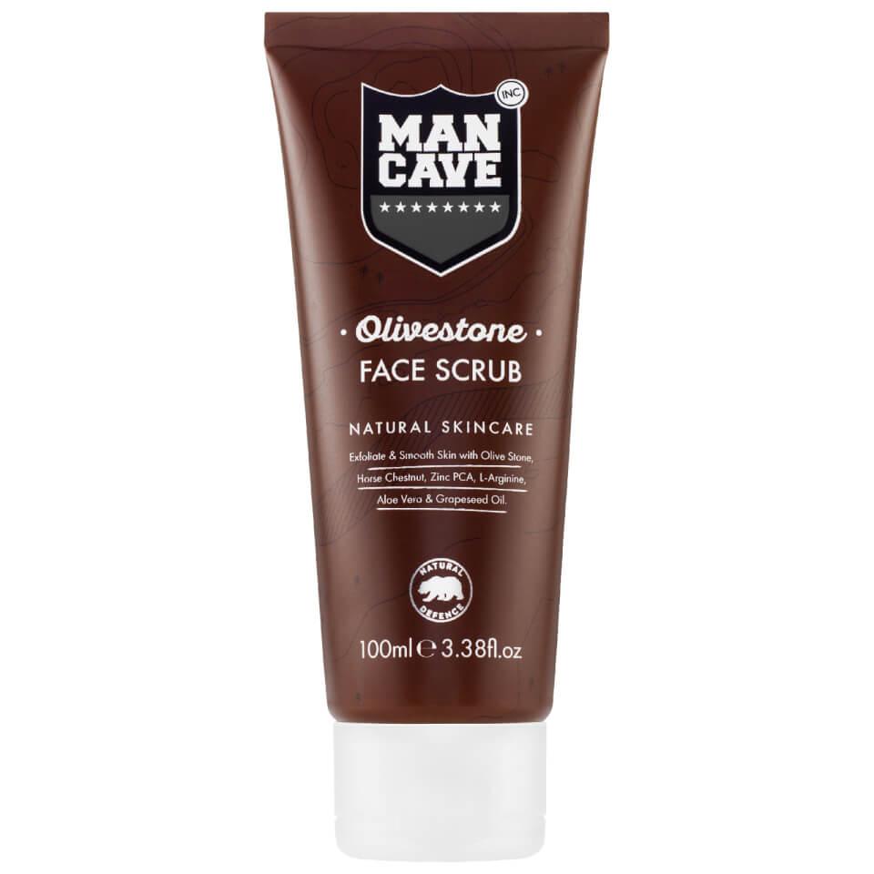 mancave-olivestone-face-scrub-100ml