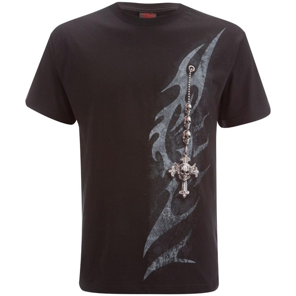 spiral-men-tribal-chain-t-shirt-black-s