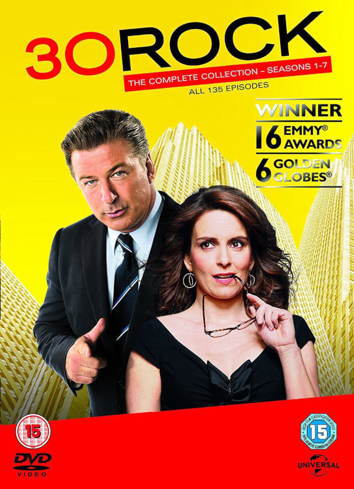 30 Rock - Complete Series 1-7