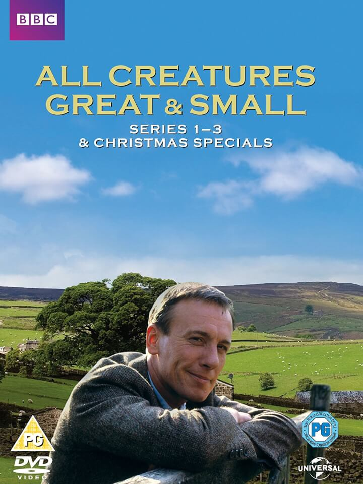 All Creatures Great And Small: Season 1-3