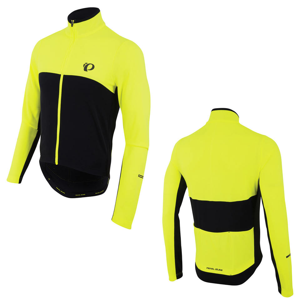 pearl-izumi-select-thermal-jersey-screaming-yellow-black-xl