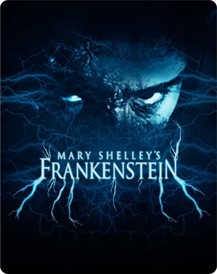 Frankenstein de Mary Shelley - Steelbook Edición Limitada Exclusivo de Zavvi