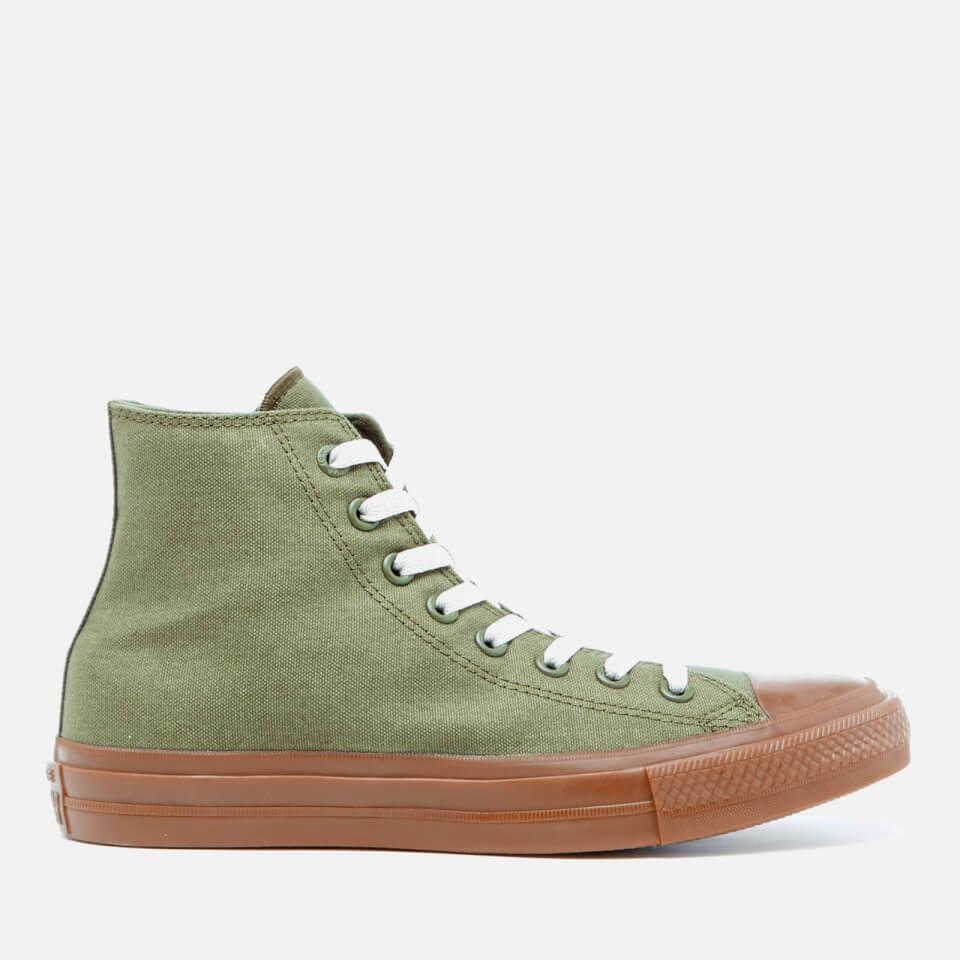 Converse Men s Chuck Taylor All Star II Hi-Top Trainers - Herbal Gum Mens  Footwear  42feae6a1