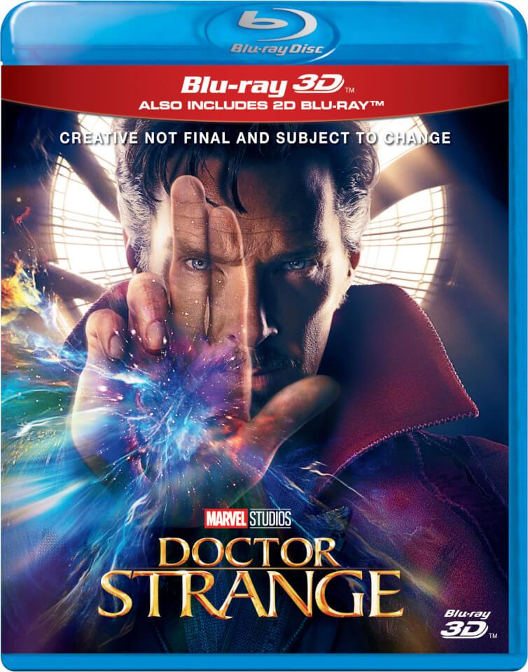 doctor-strange-3d-includes-2d-version