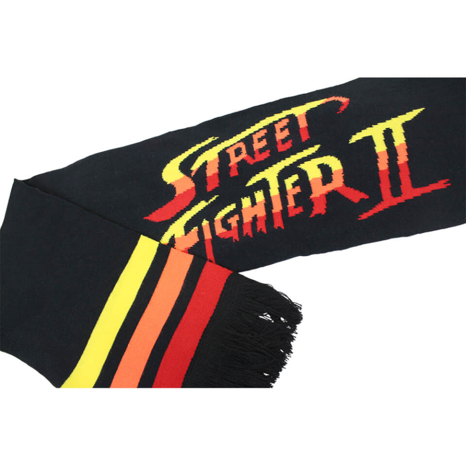 street-fighter-classic-scarf