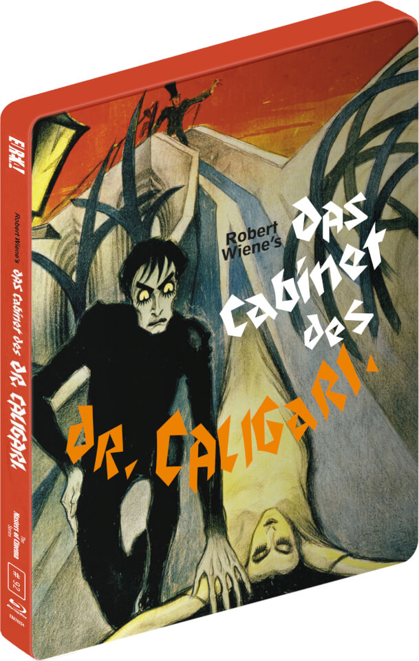 das-cabinet-des-dr-caligari-masters-of-cinema-edition-2-disc-steelbook