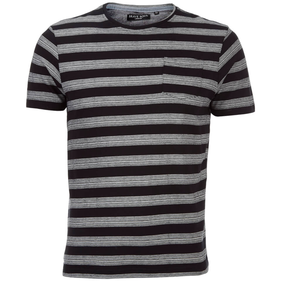 brave-soul-men-gravel-stripe-t-shirt-jet-black-ecru-s