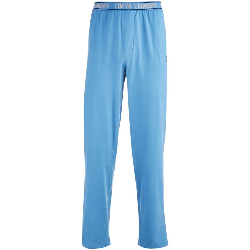 Pantalón pijama Tokyo Laundry Granby - Hombre - Azul - S - Azul