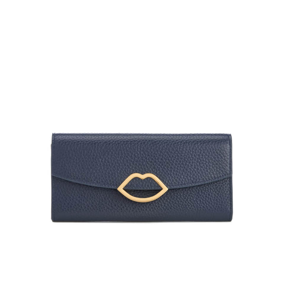 lulu-guinness-women-trisha-grainy-leather-purse-navy