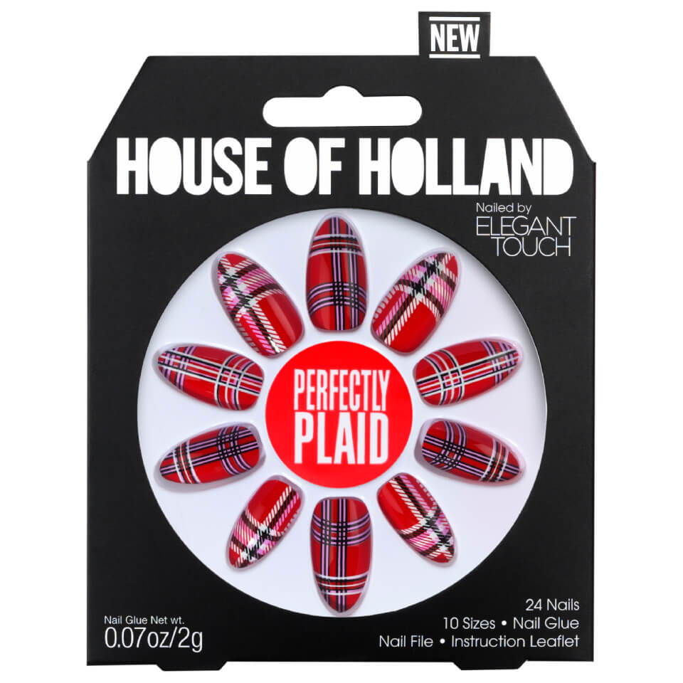 elegant-touch-house-of-holland-v-nails-perfectly-plaid